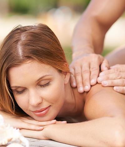 massage for hotel guests