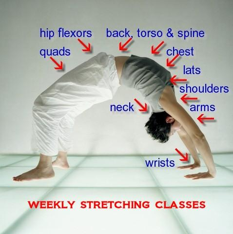 iCocoon_weekly_stretching_classes